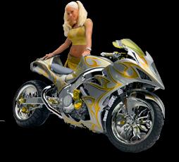 Motostyling - Motor tuning nem csak fiúknak