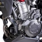 Bukógomba, Puig R12 Honda CB500F/X (2013-2016) kép