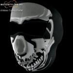 Chrome Skull Arcmaszk kép
