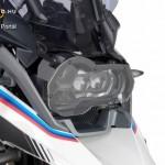 Első lámpa védő BMW R1200 GS 2014-2015 kép
