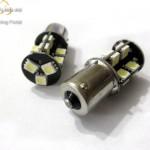 Exod BA15S-19 Y - CAN-BUS LED kép
