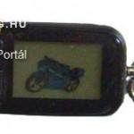 KG-9LT 2-irányú távirányító kép