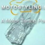 Motorkerékpár izzó: 12V 3W W2.1x9.5D kép