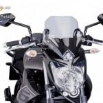 Naked New Generation plexi Yamaha Yamaha XJ6 ABS (2009-2014) kép