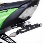 Rendszámtábla tartó, Puig Kawasaki ZX 6R (2009-2016) kép