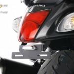 Rendszámtábla tartó, Puig Suzuki GSX-R1300 Hayabusa (2008- 2012) kép