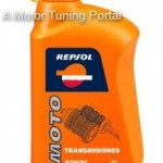 REPSOL TRANSMISSION 80W90 1 liter kép