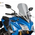 Túra plexi,Puig Suzuki Suzuki Suzuki GSX-S1000F (2015-) kép