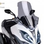 V-Tech Sport plexi Kymco XCITING 400i 2014 kép