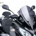 V-Tech Sport plexi Piaggio MP3 TOURING LT 400ie (2012-2013) kép