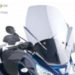 V-Tech Túra plexi Piaggio MP3 TOURING SPORT/BUSINESS/LT 500/500ie (2012-2013) kép