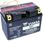 YT12A-BS  12V, 9.5Ah kép